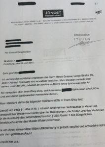 Rechtsanwalt Jochen Jüngst