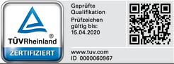 Bernhard Schulte ist Datenschutzbeauftragter (TÜV), externer Datenschutzbeauftragter (TÜV) & Datenschutzauditor (TÜV)