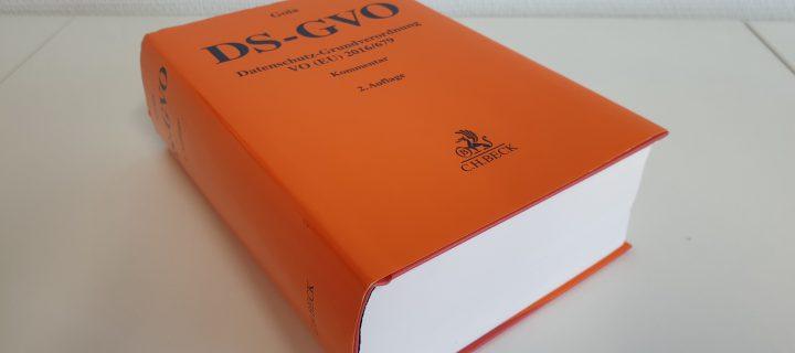 Update Verstöße gegen die DSGVO abmahnfähig? Eine Kurzübersicht der Rechtsprechung