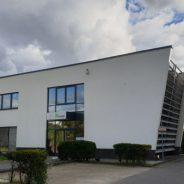 Umzug in neues Bürogebäude in Frechen (bei Köln)